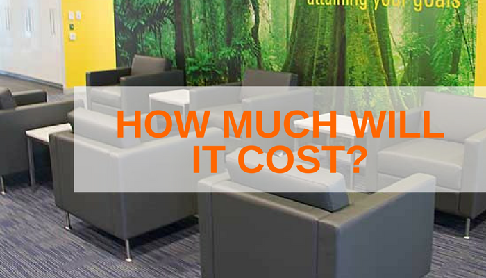 How much does a commercial fit out cost in Sydney?